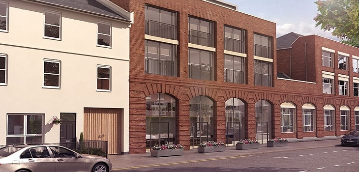 Boultbee LDN purchases commercial laundry to create mixed use scheme Photograph